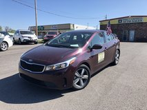 2018 KIA FORTE LX SEDAN 4D 4-Cyl 2.0 LITER in Fort Campbell, Kentucky