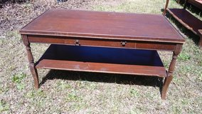 Antique Mahogany Coffee Table in Warner Robins, Georgia