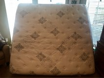King Mattress Set with Frame in Kingwood, Texas