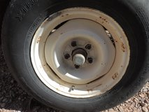 "15"" Wheel for Utility Trailer in Alamogordo, New Mexico"