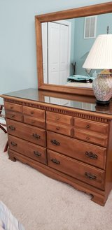 Dressers and nightstand in Camp Lejeune, North Carolina