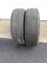 2 - 225/65R17 Usd Continental Tires in Westmont, Illinois