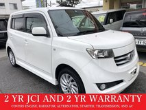 2 YR JCI AND 2 YR WARRANTY!! 2006 TOYOTA BB!! FREE LOANER CARS AVAILABLE NOW!! in Okinawa, Japan