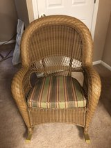 PRICE REDUCTION!!! Indoor/outdoor rocking chairs!!! in Glendale Heights, Illinois