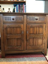 Antique Dark Ercol Cupboard/Sideboard in Lakenheath, UK