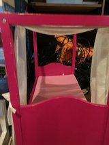 Doll Canopy Bed in Joliet, Illinois
