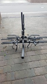 SportRack 4 Bike Carrier in Ramstein, Germany