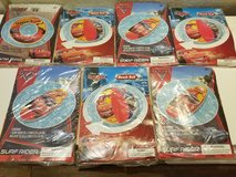 New Disney CARS Pool Beach Balls, Swim Ring, and Surf Riders in Lackland AFB, Texas