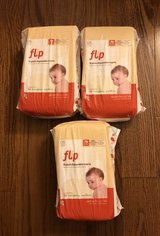 Flip One Size Disposable Cloth Diaper Inserts in The Woodlands, Texas