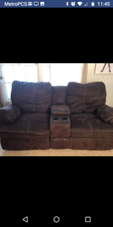 Recliner couch in Yorkville, Illinois