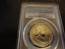 1950 ben franklin half dollar pcgs in Fort Campbell, Kentucky