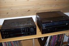 220V Pioneer Stereo Equipment: 430W receiver, Vinyl Phono Record Turntable, CD player in Ramstein, Germany