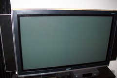 "Haier BlackArt P42LV6-T1 Plasma Television TV 41""/104cm in Ramstein, Germany"