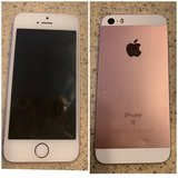 iPhone SE 32GB - Rose Gold (Unlocked) FOR PARTS in Aurora, Illinois