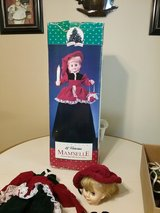"27"" Victorian Mam'selle Christmas Doll 1992 in Warner Robins, Georgia"