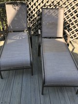 Furniture: Deck/Patio: Chaise Lounge with multi-position recliner. in Quantico, Virginia