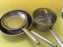 stainless steel pans /pot in Ramstein, Germany