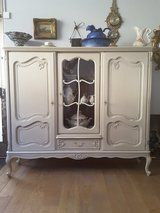 Shabby Chic Vintage China Hutch in Ramstein, Germany