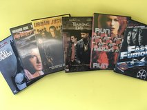 dvd lot - action in Ramstein, Germany