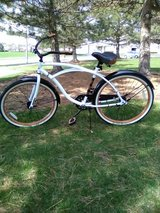 "NEW HUFFY CRUISER Men's Bicycle - 29"" - No Hand Brakes -Price is Firm in Joliet, Illinois"