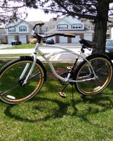 "NEW HUFFY CRUISER Men's Bicycle - 26"" - No Hand Brakes -Price is Firm in Shorewood, Illinois"