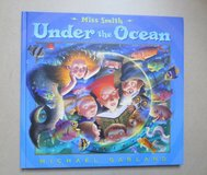 Miss Smith Under The Ocean Hard Cover Children's Book in Morris, Illinois