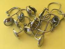 silver shower curtain hooks in Wiesbaden, GE