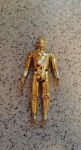 C3PO from star wars in Naperville, Illinois