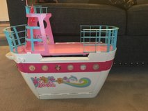 Barbie sisters cruise Ship in Aurora, Illinois