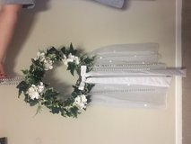 Bridal Shower Wreath in Kingwood, Texas