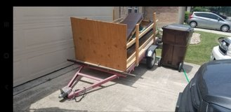 utility trailer in Fort Campbell, Kentucky