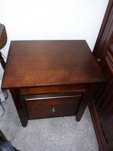Wood file cabinet in Algonquin, Illinois