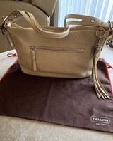 Tan Leather Coach in Fort Campbell, Kentucky
