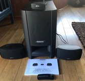 bose cinemate surround sound, used in Okinawa, Japan