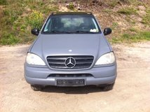 Mercedes ML 320 with LPG Gas, Just Passed Inspection , Green Emission Sticker in Wiesbaden, GE