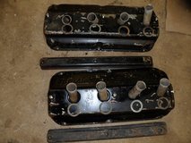 Chrysler HEMI Fire Power Valve Covers w/Wire covers, Tubes, Fits 331, 354 &392 in Westmont, Illinois