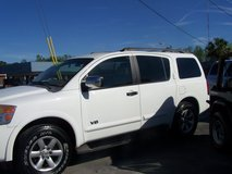 NISSAN  ARMADA SE/LE 3RD ROW AUTO~REDUCED~ in Camp Lejeune, North Carolina