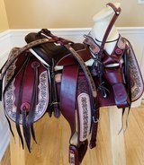 """For Sale. ""Silla De Montar""""NEW Horse Saddle in Naperville, Illinois"
