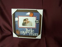 Croft and Barrow My Little Man Picture Frame in Alamogordo, New Mexico