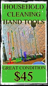 Household Cleaning Hand Tools in Tacoma, Washington