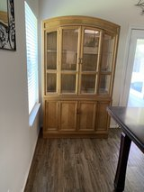 China cabinet in Spring, Texas