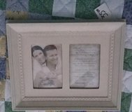 New 25th Wedding Anniversary Frame in Moody AFB, Georgia