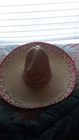 Mexican sombrero hat in Moody AFB, Georgia