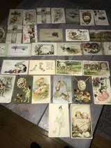 Vintage Easter Post Cards in Glendale Heights, Illinois