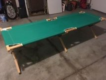 Camping Cots LIKE NEW in Joliet, Illinois