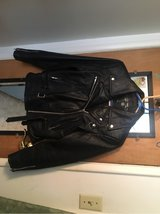 ladies leather jacket small in Yucca Valley, California