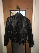 ladies jacket leather size small in Yucca Valley, California
