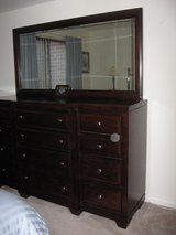 Dresser 12 drawer / large mirror / Liberty Mfr in Chicago, Illinois