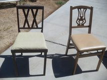 ##  Vintage Folding Chair  ## in 29 Palms, California