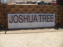 ===  Cool Sign !!  === in Yucca Valley, California